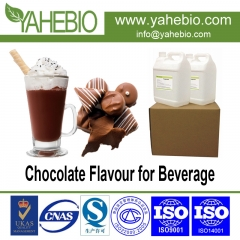 chocolate flavour for beverage