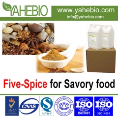 Five-Spice flavor for savory food