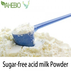 acid milk powder